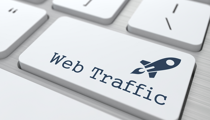 Increase web traffic without seo