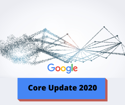 Google algorithm update may 2020